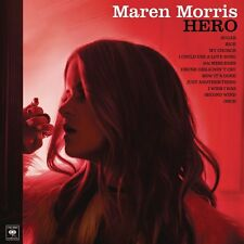 HERO Maren Morris (Audio CD) (Sony Music Nashville) Nashville-based