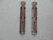 1930-1931 Ford Model A Coupe seat tracks Rat Rod Original Vintage custom
