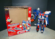 2004 TRANSFORMERS ENERGON 'OMEGA SENTINEL' WITH BOX