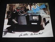 autograph VAN WILLIAMS signed photo 11x14 GREEN HORNET Bruce Lee Black Beauty