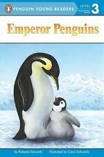 Penguin Young Readers, Level 2: Emperor Penguins by Roberta Edwards (2007, Paper