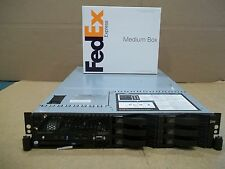 IBM x3650 Server 7979-41u Intel Xeon 2x2GHz 8GB 6x73GB SAS RAID QLA2460