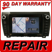 REPAIR SERVICE ONLY Toyota Tundra Sequoia Navigation GPS CD Player DVD Drive OEM