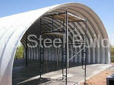 DuroSPAN Steel 42x74x17 Metal Quonset Barn Building Kit Farm Structure DiRECT