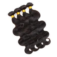 4 bundles Malaysian Virgin Remy Hair Body Wave Human Hair Weave Extensions 200g