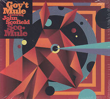 GOV`T MULE sco-mule + download card included Foldout Sleeve 2LP NEU OVP