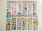 Puffy Frozen My Little Pony Hello Kitty Despicable Me Thomas Sofia Car Stickers