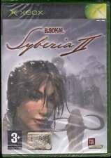 Syberia II Videogioco XBOX Sigillato 3342185027173