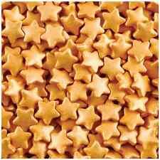 PEARLIZED GOLD STARS - WILTON EDIBLE SPRINKLES