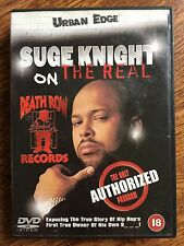 Suge Knight - On The Real ~ Death Row Records Rap Hip Hop Documentary UK DVD
