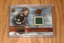 JEREMY ROENICK / 2000-01 CROWN ROYALE-GAME-WORN JERSEY