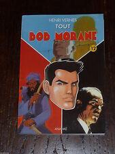 Henri Vernes - Bob Morane 4012 - Tout Bob Morane 12 + carte signet - Ananké