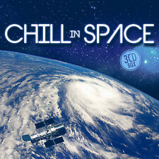 Chill In Space - Various Artists (3CDs) Neu