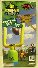 NEW Franklin Kong-Air Sports Gorilla Size Football Set Ages 3 and up