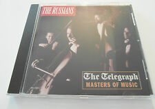 The Telegraph / Masters Of Music / The Russians (CD Album 1995) Used very good