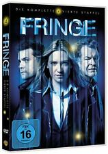DVD - Fringe - Staffel 4 (Box Set / 6 Discs)