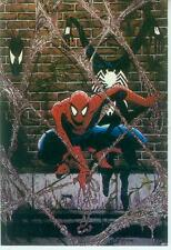 Marvel Comics Postcard: Spiderman with Venom (Todd McFarlane) (Estados Unidos, 1991)