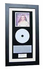VAMPIRE WEEKEND Contra CLASSIC CD Album GALLERY QUALITY FRAMED+FAST GLOBAL SHIP
