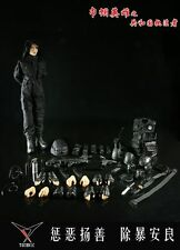 Technic Toys HEROINE Law Enforcer - PRC Female Police S.W.A.T Officer 1/6 Figure