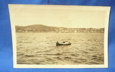 Picture of Vintage Boat on Water Columbia River Oregon