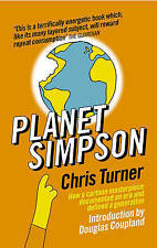 EXC COND Planet Simpson by Chris Turner AUS SELLER