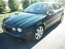 Jaguar : X-Type 4X4 Sedan