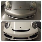 Porsche 996 to 991 Front Face Lift conversion in STEEL METAL (Factory Fitment)