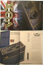 Vox Guitar zine volume 2-CATALOGO