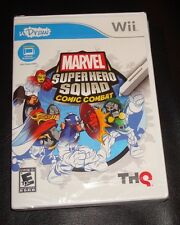 Marvel Superhero Squad Comic Combat NINTENDO Wii (BRAND NEW) Factory Sealed