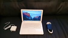 "Apple MacBook White 13"" MC207ll/A 250GB HDD  2.26GHz 4GB Ram,With Great Screen!"
