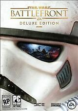 STAR WARS BATTLEFRONT PC ADVENTURE NEW VIDEO GAME