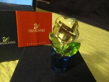 SWAROVSKI CRYSTAL, A FLOWER RETIRED 2006