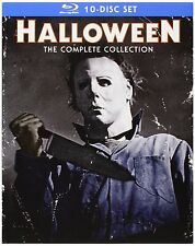 Halloween: The Complete Collection [Blu-ray] New DVD! Ships Fast!