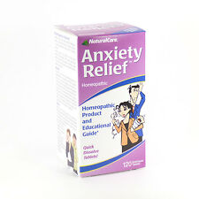 Anxiety Relief by Natural Care - 120 Tablets