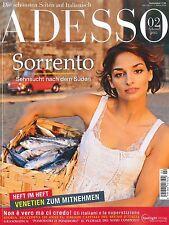 ADESSO, Heft Februar 02/2015: Sorrento - inkl. Booklet evviva +++ wie neu +++
