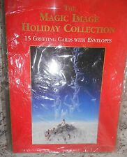 Magic Image African American Holiday Cards (angels)