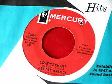 DEE DEE WARWICK~LOVER'S CHANT~MINT~UNPLAYED STORE STOCK~I WANT~ NORTHERN SOUL 45