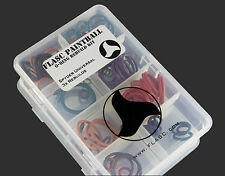 Kingman Spyder 3x color coded o-ring rebuild kit by Flasc Paintball