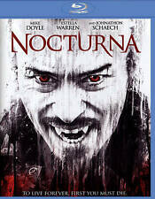 NOCTURNA-NOCTURNA  Blu-Ray NEW
