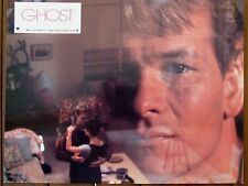 PATRICK SWAYZE PHOTO EXPLOITATION LOBBY CARD GHOST