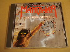 CD / BEST OF MANOWAR - THE HELL OF STEEL