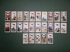 original cigarette cards by Will's - Flags of the empire (a series)