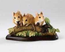 Border Fine Arts Studio - Family Outing (Field Mice) Figurine NEW in Box  24057