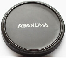 Original Asanuma Metal Front Lens Cap 58mm 58 mm Slip-on