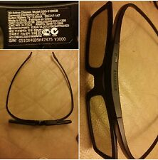 SAMSUNG SSG-5100GB ULTRA-LIGHTWEIGHT ACTIVE 3D GLASSES OCCHIALI 3D