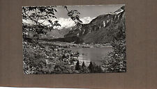 Switzerland Brienz Hasliberg Real photo 1950's  unposted a113