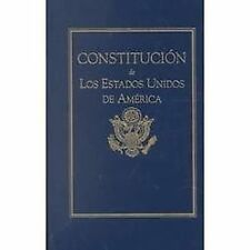 Little Books of Wisdom Ser.: Constitucion de los Estados Unidos by United...