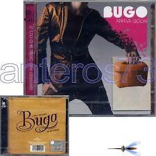 """BUGO """"ARRIVA GOLIA & LA GIOIA DI MELCHIORRE"""" RARO DOPPIO CD SIGILLATO"""