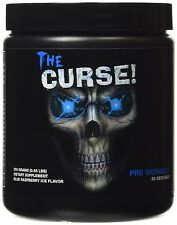 COBRA LABS THE CURSE - 250G (50 SERVINGS) - PREWORKOUT. INSANE ENERGY. FOCUS
