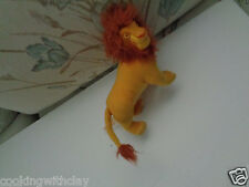 APPLAUSE DISNEY THE LION KING ADULT SIMBA PLUSH DOLL FIGURE W/ VINYL FACE